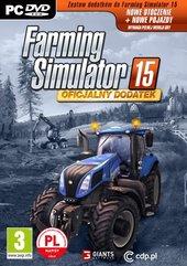 Farming Simulator 2015 - Oficjalny Dodatek (PC)