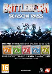 Battleborn Season Pass (PC) DIGITAL