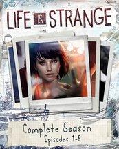 Life is Strange Complete Season (Episodes 1-5) (PC) DIGITAL