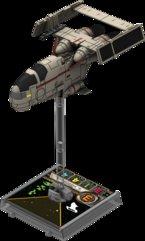 X-Wing: Zestaw Dodatkowy - Łowca z Mgieł (Gra Figurkowa)