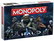 Monopoly: HALO Collector's Edition (Gra Planszowa)
