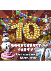 Crazy Machines 2: Anniversary DLC (PC) klucz Steam