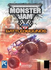 Monster Jam Battlegrounds (PC) DIGITAL