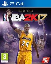 NBA 2K17 Legend Edition (PS4)