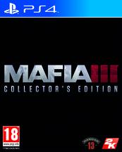 Mafia III Edycja Kolekcjonerska (PS4) PL +  DLC