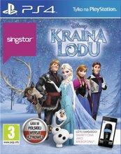 SingStar Kraina Lodu (PS4) PL