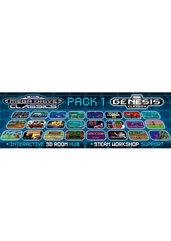 SEGA Mega Drive Classics Pack 1 (PC) DIGITÁLIS