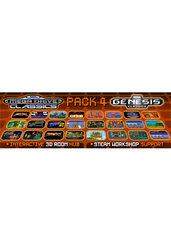 SEGA Mega Drive Classics Pack 4 (PC) DIGITÁLIS