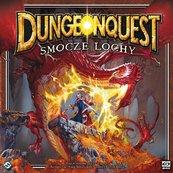 DungeonQuest: Smocze Lochy (Gra Planszowa)
