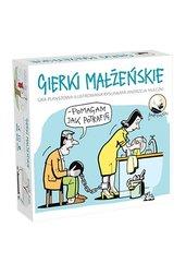 Andrzej Mleczko: Gierki Małżeńskie (Gra Planszowa)
