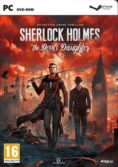 Sherlock Holmes: The Devil's Daughter (PC) PL