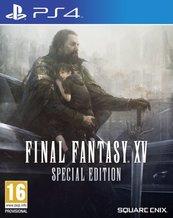 Final Fantasy XV - Edycja Specjalna (PS4) + DLC