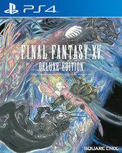 Final Fantasy XV - Edycja Deluxe (PS4)