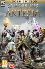 Champions of Anteria Gold Edition (PC) DIGITÁLIS + BÓNUSZ!