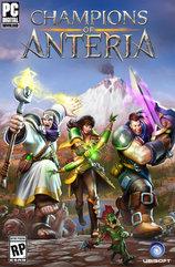 Champions of Anteria Standard Edition (PC) DIGITÁLIS + BÓNUSZ!