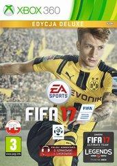 FIFA 17 Edycja Deluxe (X360) PL