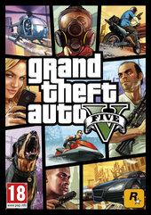 Grand Theft Auto V +  Megalodon Shark Card (PC) PL DIGITAL