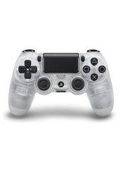 Joypad Sony DualShock 4 V2 krystaliczny (PS4)