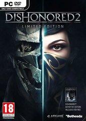 Dishonored 2 - Edycja Limitowana (PC) + DLC + STEELBOOK