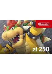 Nintendo eShop digital code 250 zł (Nintendo) DIGITAL