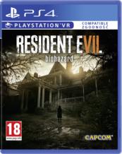 Resident Evil 7 biohazard (PS4) PL