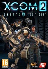 XCOM 2: Shen's Last Gift DLC (PC/MAC/LX) DIGITÁLIS