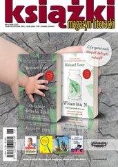 Magazyn Literacki KSIĄŻKI 6/2016