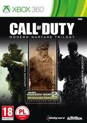 Call of Duty: Trylogia Modern Warfare (X360)
