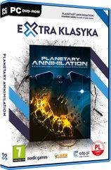 Planetary Annihilation - Extra Klasyka (PC) PL + BONUS