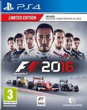 F1 2016 Edycja Limitowana (PS4) + BONUS!