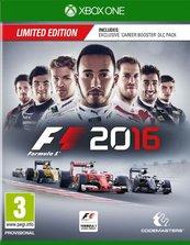 F1 2016 Edycja Limitowana (XOne) + BONUS!