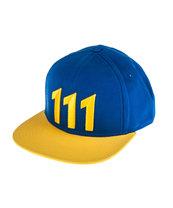 Fallout 4 - Vault 111 Żółta czapka z daszkiem + Fallout 4 pins