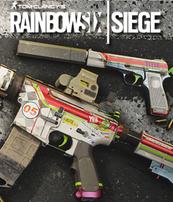 Tom Clancy's Rainbow Six: Siege - Racer JTF2 Pack (PC) DIGITÁLIS