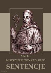 Mistrz Wincenty Kadłubek. Sentencje