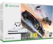 Konsola Xbox One S 500 GB + Forza Horizon 3 + Hot Wheels + gra-niespodzianka