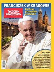 """""""Franciszek w Krakowie. Duchowy przewodnik po mieście"""""""