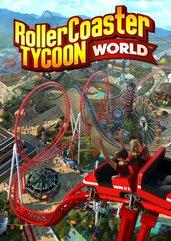 RollerCoaster Tycoon World (PC) klucz Steam