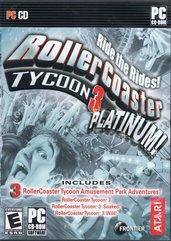 RollerCoaster Tycoon 3: Platinum (PC) DIGITAL