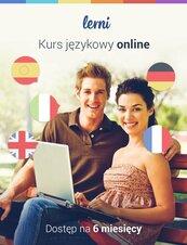 Kurs języków obcych Lerni.us - 6 miesięcy dostępu do nauki