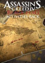 Assassin's Creed IV Black Flag: Activities Pack DLC (PC) DIGITÁLIS
