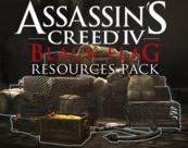 Assassin's Creed IV Black Flag: Resources Pack DLC (PC) DIGITÁLIS
