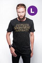 Star Wars - Nappy Star wars T-shirt - L