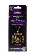 WH40K Imperial Rosarius Wisior + kubek Space Invaders