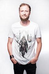 Assassin's Creed Syndicate - T-shirt White Jacob Frye - M