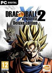 DRAGON BALL XENOVERSE 2 Deluxe Edition (PC) DIGITÁLIS + DLC