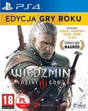 Wiedźmin III: Dziki Gon - Edycja Gry Roku (PS4) PL