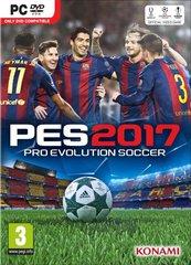 Pro Evolution Soccer 2017 (PC) + plakat