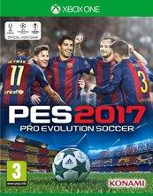 Pro Evolution Soccer 2017 (XOne)