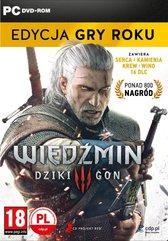 Wiedźmin III: Dziki Gon - Edycja Gry Roku (PC) PL DIGITAL