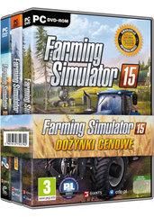 Farming Simulator 15 - Dożynki cenowe (PC) PL